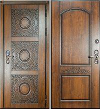 дверь стальная дешево антивандальная