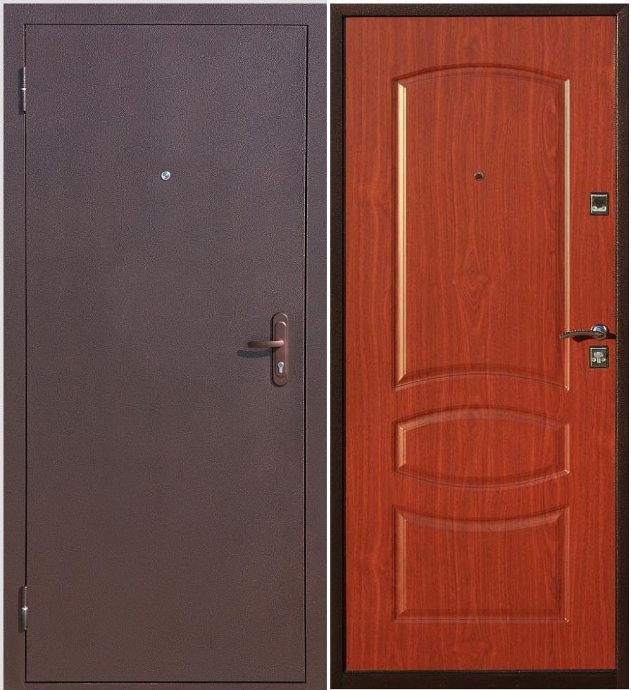 железные входные двери 5 дверей