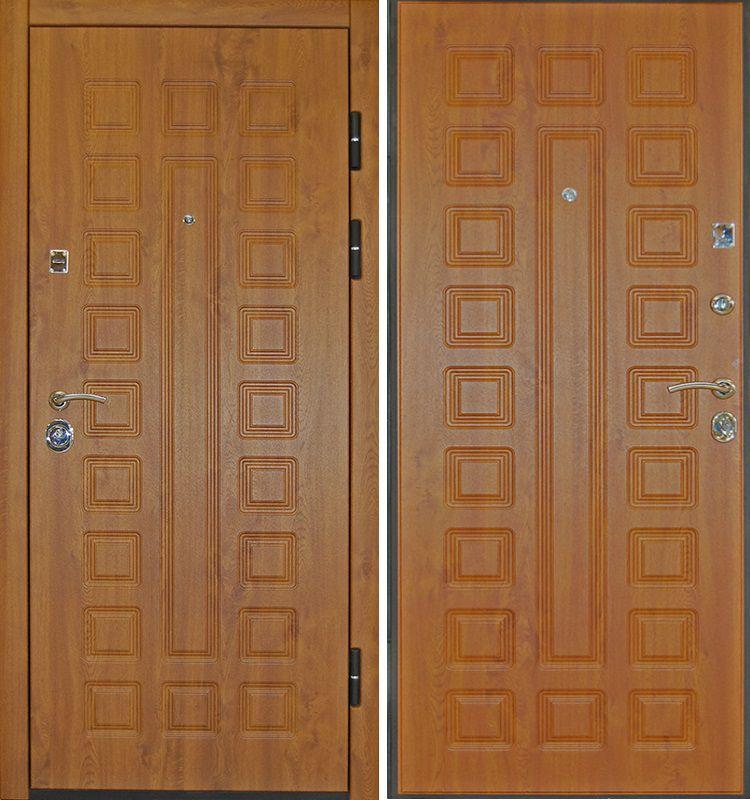 двери входные металические цвета дуб